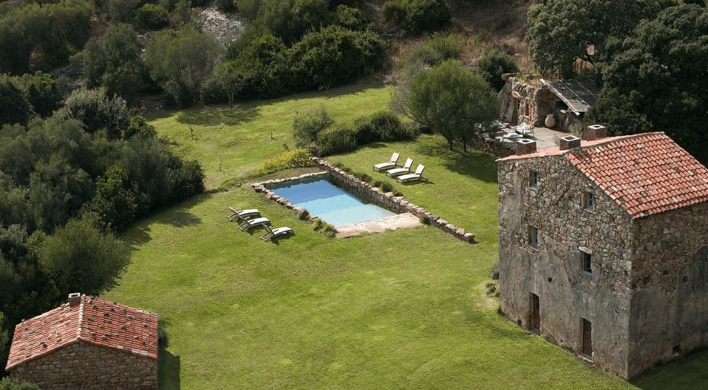 Corsica, Villa Murtoli