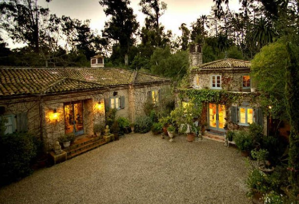 Hooked on Houses  Provencal farmhouse feature