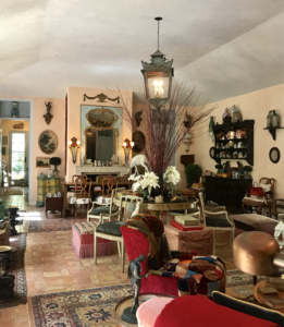 Penny Bianchi's Beautiful home in Montecito